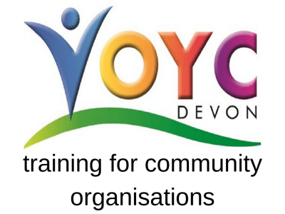 VOYC Devon logo for training