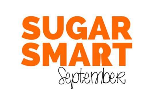Sugar Smart September campaign logo