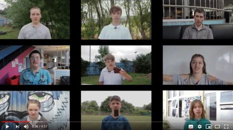 Champions for change video screenshot