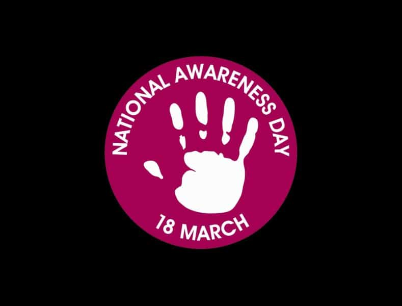 a poster for National Child Exploitation Awareness Day 2021